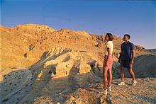 Qumram at the Dead Sea